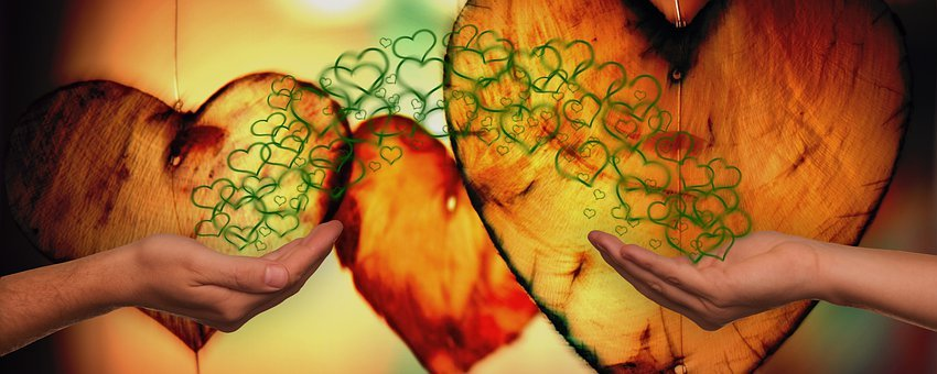 Hand, Heart, Love, Hands, Romantic, Romance, Harmony