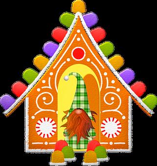 Scandia Gnome, Christmas Gingerbread