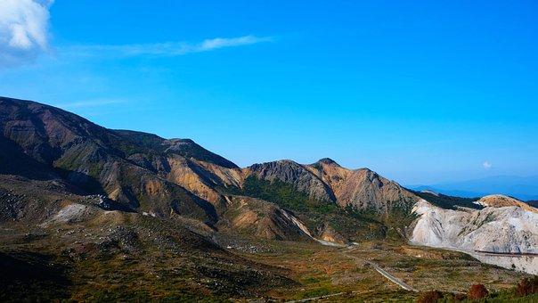Barren, Mountain, Landscape, Nature, Mountains, Scenery
