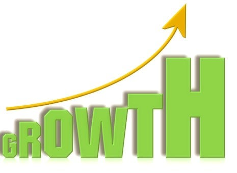 Growth, Chart, Map, Graph, Arrow, Signposts