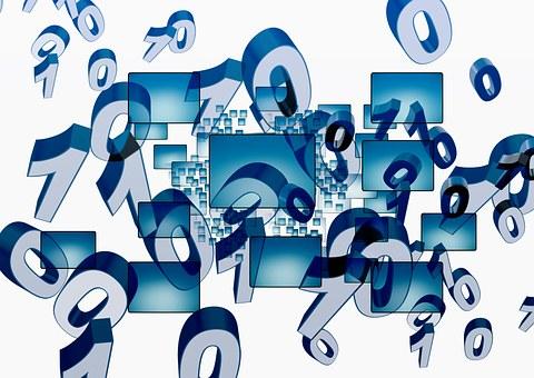 Network, Media, Binary, Computer, Internet, Bits, Bytes