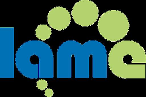 Lame, Mp3, Audio, Music, Encoder, Logo