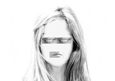 Woman, Face, Psychosis, Head, Bipolar