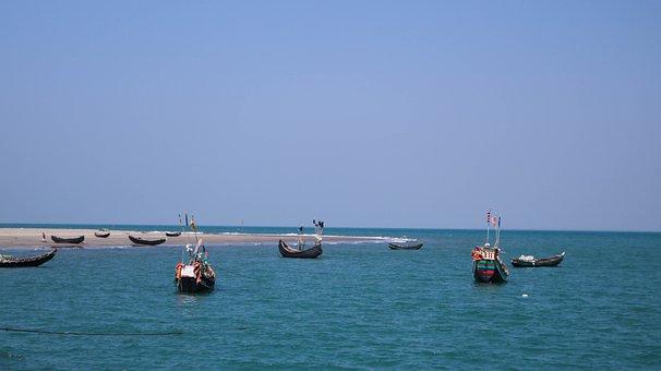 Saint Martin, Boat, Och, Nature, Tourism