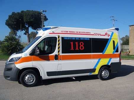 Ambulance, Emergency Room, Hospital, Emergency, Rescue