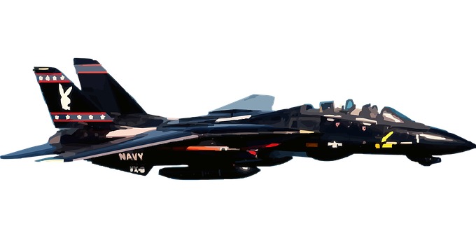 Fighter, Tomcat, Army, Military, Navy, Fly, Plane, Jet