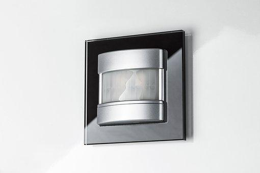 Automatic Switch, Motion Detector, Young, Serie A
