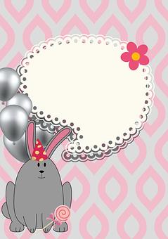 Birthday Invitation, Greeting Card
