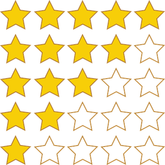 Amazon Stars, Star Ratings, Review Stars, Review