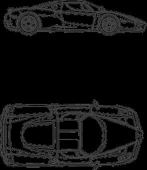 Ferrari, Car, Transportation, Plan, Formula, Drive