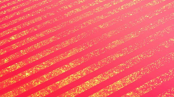 Two Tone, Pink, Gold, Yellow, Wallpaper Full Hd