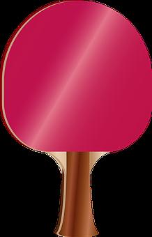 Pingpongpaddle, Pingpong, Paddle, Game, Tabletenns