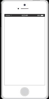 I Phone, Smartphone, Apple, Mobile, Phone, On The Phone