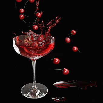 Red, Wine, Alcohol, Glass, Wineglass, Beverage