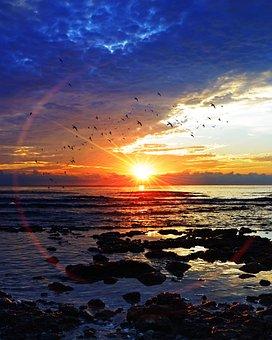 Sea, Water, Beach, Ocean, Wave, Travel, Sky, Tropical