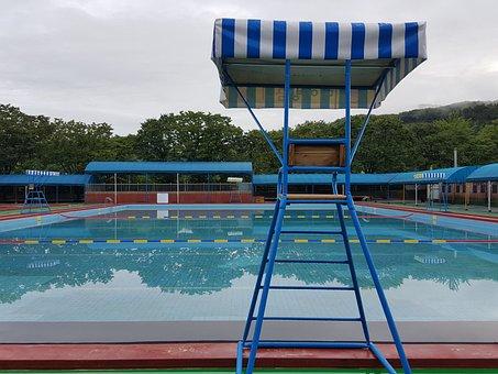 Water, Pool, Safety, Outdoor Swimming Pool, Break