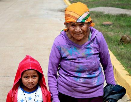 Child, Women, Lenca, Honduras, Honduran