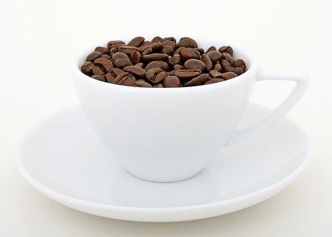 Beans, Coffee Brew, Brown, Coffee, Cup, Drink, Grain