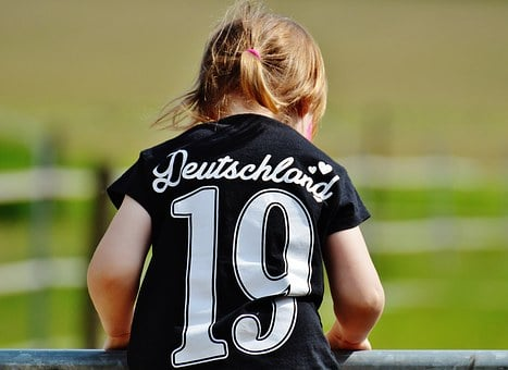 Girl, Germany, Font, Gate, Play, Out, Nature, Human