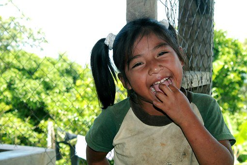 Girl, Honduran, Smile, Honduras, The Campaign