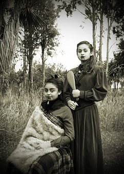 Maori, Indigenous, Polynesian, People, Heritage