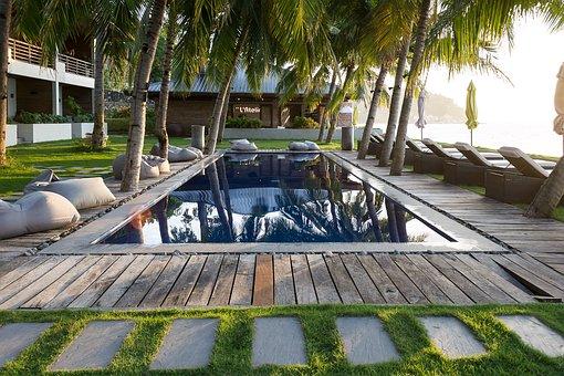 Sea, Pool, Batangas, Water, Vacation, Beach, Ocean