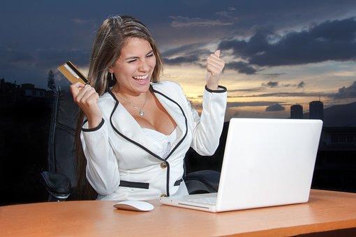 Marketing Online, Social Media, Online, Business, Woman