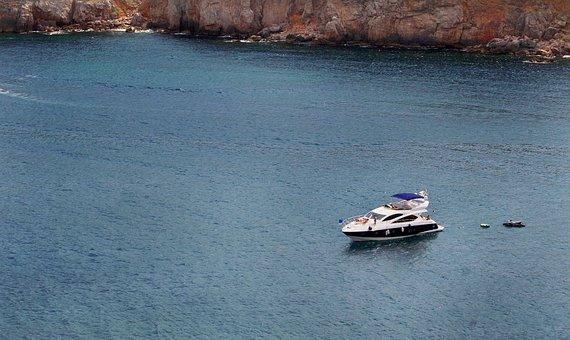 Sea, Boat, Holidays, Summer Holiday, Powerboat, Water