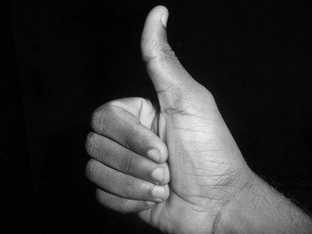 Thumb Up, Like, Sign, Hand, Ok, Good, Symbol, Thumb, Up