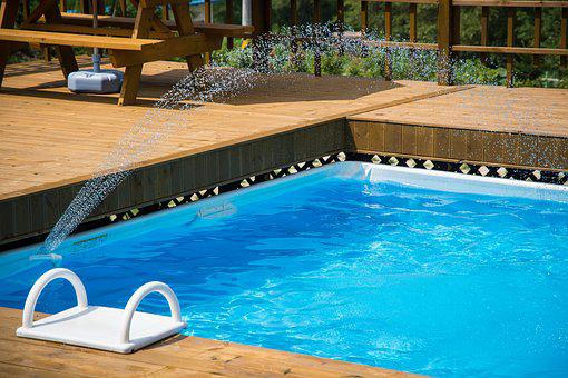 Summer, Swim, Swimming Pool, Pool, Blue, Water, Full