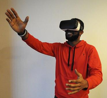 Man, African American, Technology, African American Man