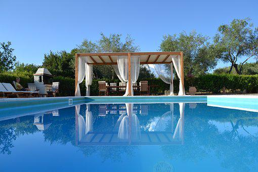 Swimming Pool, Villa, Holiday