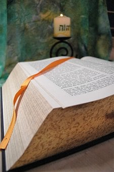 Bible, Candle, Word Of God, Christianity, Religion