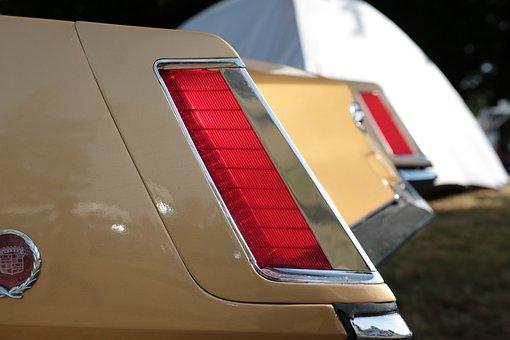 Meeting, Car, Macro, Cadillac