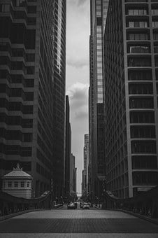 City, Architecture, Building, Road, Street, Block