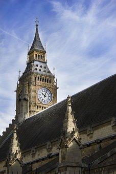 Big Ben, Monument, Center, City, Downtown, Architecture