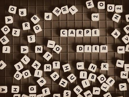 Quotes, Carpe Diem, Word, Diem, Inspiration, Saying