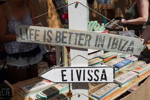 Letters, Word, Shield, Lettering, Font, Ibiza, Eivissa