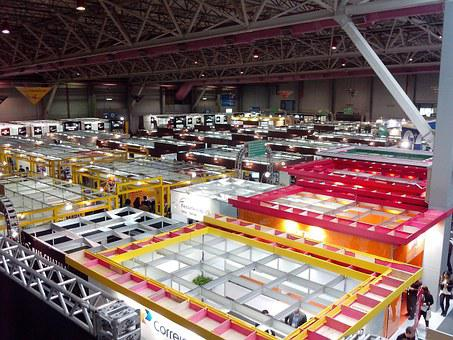 Congress, Exhibition, Event, Business, Conference