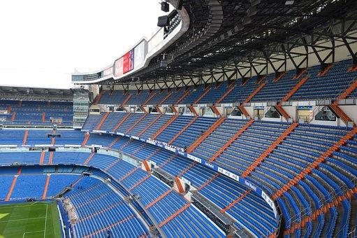 Stadium, Prato, Green Meadow, Turf, Fans, Club