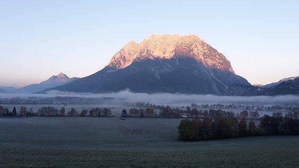 Mountain, Grimming, Mountains, Nature, Austria