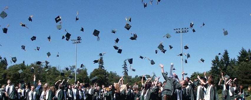 Graduation, Teen, High School, Student, Graduate