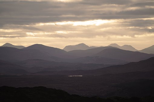 Scotland, Highlands, Mountains, Landscape, Scottish