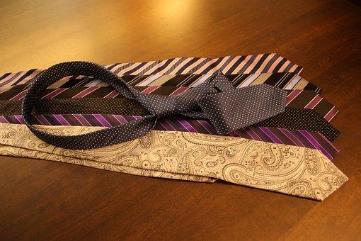 Cravats, Neckties, Men, Clothing, Suit, Business