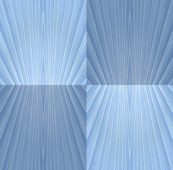 Texture, Surface, Blue, Shades, Radiating, Fan, Shapes