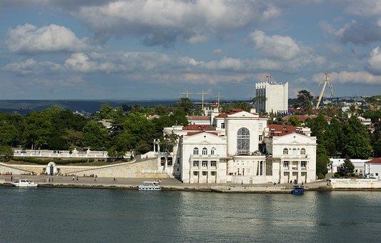 Russia, Crimea, Sevastopol, Summer, Day
