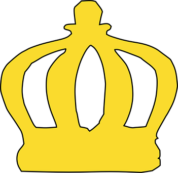Crown, King, Queen, Golden, Gold, Kings