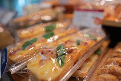 Paris Baguette, Korea, Bread