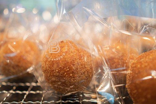 Paris Baguette, Korea, Bread, Food, Delicious, Eat