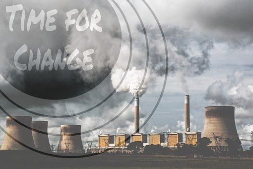 Time For Change, Time For A Change, Power Plant